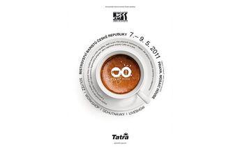 Vstupenka na Mistrovství ČR v přípravě kávy Barista roku 2011 a Coffee in Love 2011 (7.-9.5.2011) ... zdarma