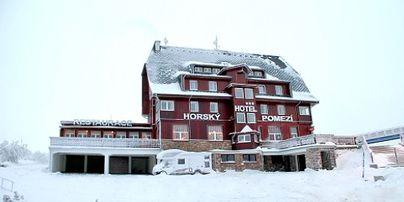 Hotel a restaurace Pomezí