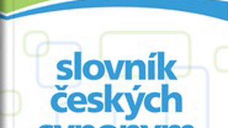 Lingea - Slovník českých synonym a antonym se slevou 100 Kč!