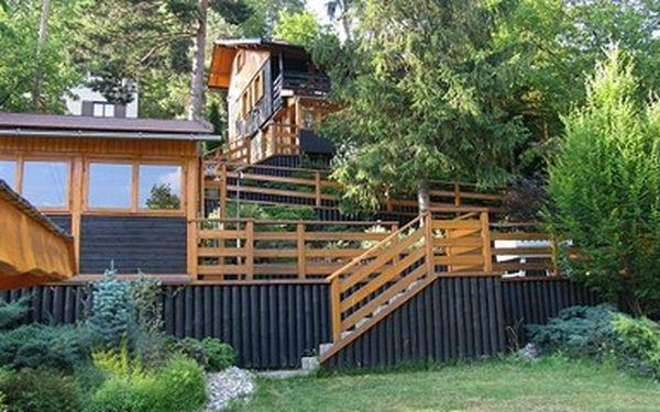 Mimořádná nabídka 4 denního luxusního ubytování až pro 8 lidí v Beskydech Malenovicích, v atraktivní chatě Orlí Hnízdo (sleva 40%).