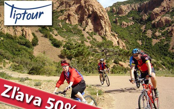 Len 104,50 € za cyklozájazd do Čiernej Hory v termíne 23.05.-29.05.2011 po zľave 50%!