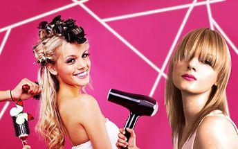 Jedinečná nabídka vlasové péče v kosmetickém studiu Lorene-J! Balíček kadeřnických služeb: mytí, profesionální střih, foukání a tužidlo nebo lak! Dokonalý dárek pro každou ženu, muže, nebo dítě za fajn cenu 169 Kč!