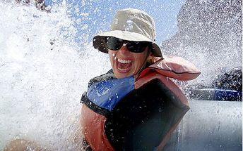 Půjč si raft a vyraž s přáteli na vodu!