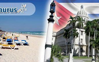 MIMOŘÁDNĚ: ZCELA POSLEDNÍCH 6 MÍST! Neváhejte a vyražte na Kubu! Pobytově - poznávací zájezd 14/06 - 22/06/2011. Zažijte jedinečnou atmosféru tohoto Karibského ostrova!
