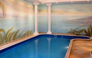 Jen 360 Kč za hodinu v relaxačním centru! Užijte si soukromí! Čeká vás bazén s protiproudem, vířivá vana a sauna! Načerpejte síly se 40% primaslevou!