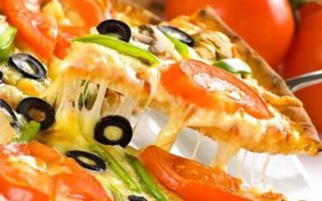 Jedinečných 3,30 € za chrumkavú pizzu podľa vlastného výberu z 10 druhov! Majstrovsky pripravená iba pre Vás z čerstvých surovín, zaručuje kvalitu, ktorá môže konkurovať pravej talianskej pizzi! Užite si obed alebo večeru so zľavou!