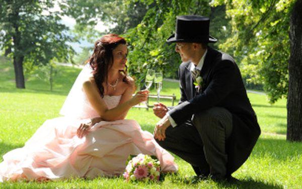 9990 Kč za svatební video ve vysokém rozlišení v původní hodnotě 14990 Kč