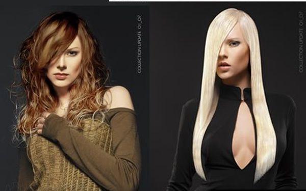 Buďte nová, jiná a krásná jen za 200 Kč. Nechte hýčkat své vlasy od kadeřnice Lucie Polidarové.