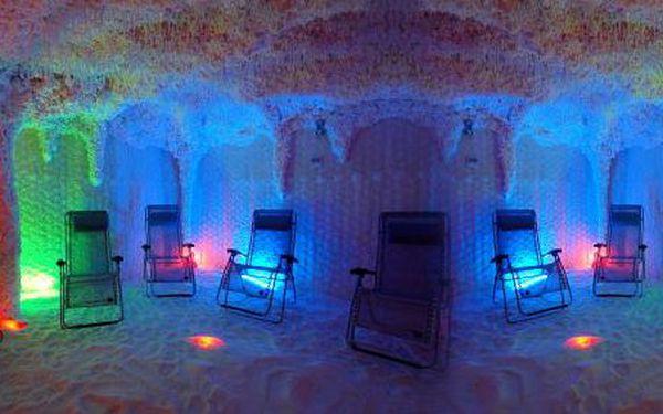 118 Kč za DVA vstupy do Jordánské solné jeskyně v Liberci. Dokonalá relaxace ve dvou, sůl z Mrtvého moře a sleva 61 %