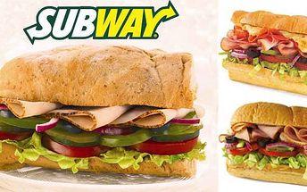 Jen 133 Kč za 2 sendviče dle výběru, 3 ks cookies a 1x 0,5l Toma Natura v restauraci SUBWAY®. Neváhejte a dopřejte si pro změnu něco opravdu chutného snízkým obsahem tuku*.