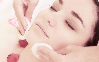 Nechte se zkrášlit při kompletním ošetření pleti se slevou 60 %. Kompletní kosmetické ošetření Relax - vaše pleť bude jásat.