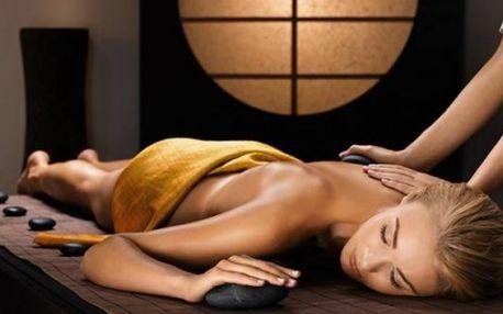 Zajděte si na nekonečně dlouhou STOMINUTOVOU MASÁŽ LÁVOVÝMI KAMENY za bezkonkurenční cenu 425 Kč!! Poznejte úžasné účinky této masáže! Relaxace, detoxikace, zrychlení metabolismu, pěstí pokožku atd.