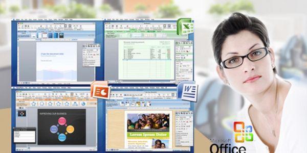 Zlepšete si svoji kvalifikaci! 599 Kč za intenzivní dvoudenní počítačový nebo fotografický kurz. Excelujte v Excelu i v dalších programech se slevou 59%!