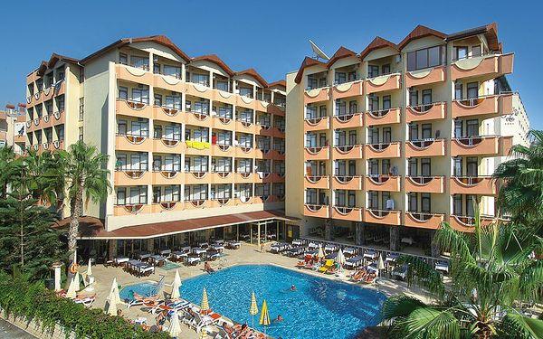 13890 Kč za týden dovolené v Turecku s all inclusive. Sleva 25 %
