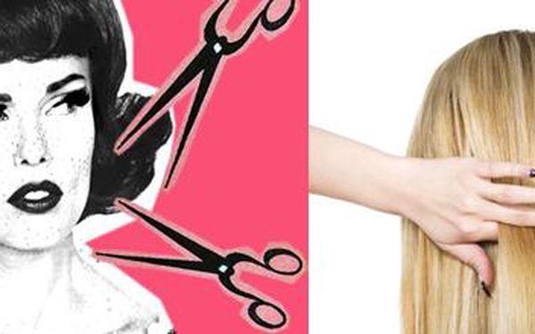 Dopřej si zcela nový účes dle tvého přání se 42% slevou! Jen 349 Kč za kompletní péči o tvé vlasy: Barvení, mytí, střih, zábal, foukaná a konečný styling.