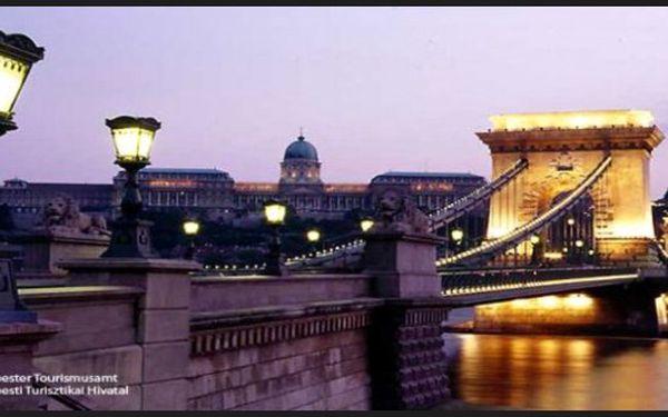 BUDAPEST - užijte si 2 noci pro 2 se snídaněmi ve skvělém hotelu Ramada**** v Budapesti - lázně, památky a nákupy. Voucher platný až do 30.4.2012.