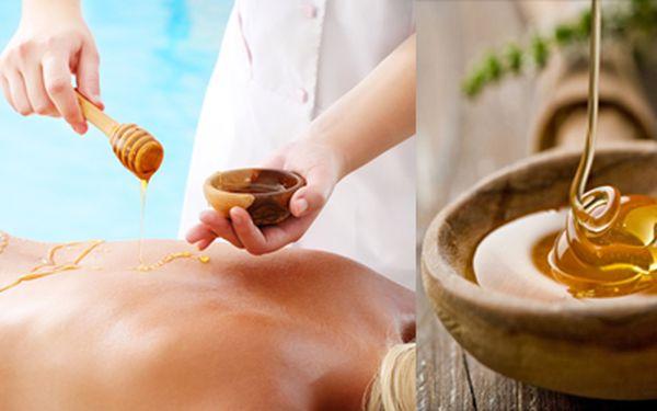 Dopřejte svému tělu detoxikační medovou masáž zad s skvělou slevou 35%. Zrelaxujte a ozdravte svůj organismus pomocí včelího medu a příjemných hmatů profesionála. Nyní jen za 345,- Kč!!!