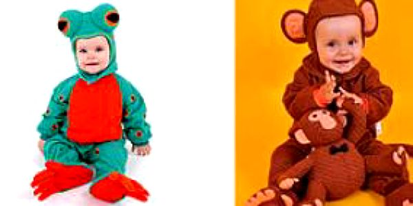 Maminky pozor! Focení vašich ratolestí ve zvířecích kostýmech!