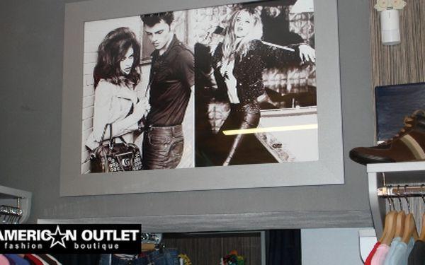 499 Kč za luxusní zboží značek Tommy Hilfiger, Ralph Lauren, Guess, Abercrombie Fitch, Hollister, Roxy nebo Quiksilver v American Outlet na Josefské. 499 Kč namísto 1000 Kč!