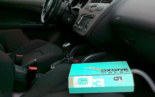 Jen 320 Kč za protialergickou dezinfekci klimatizace na Vašem voze