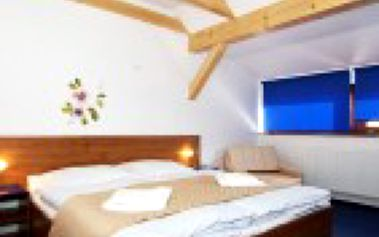 Jen 2.710 Kč za relaxační pobyt s polopenzí a zajímavými aktivitami pro dvě osoby v romantickém rodinném hotelu Pod Sluncem s 50% primaslevou!