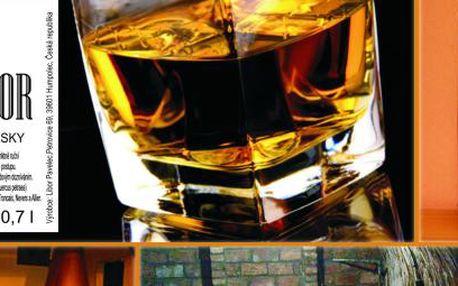 Speciální akce přímo od výrobce! Pořiďte si balení 3 ks 0,7 l 40 % whisky s 50 % slevou za 907Kč! Single Grain Whisky Imperator – něco, co stojí za ochutnání – whisky s jemnou chutí brandy. Využijte této akce, sudy s whisky nebudou plné navždy! Whisky Vám