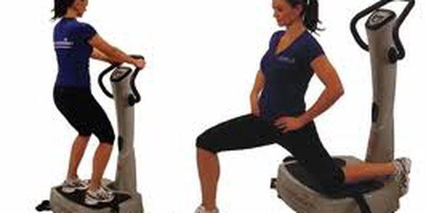 Znáte Vibrostation? Revoluční novinka v hubnutí a cvičení !!