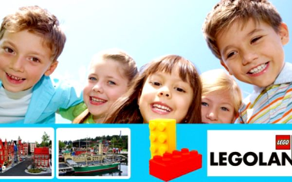 Vydejte se s dětmi nebo vnoučaty do Legolandu u Mnichova, nyní za 1260 Kč! Legoland se rozkládá na rozloze 13 hektarů a jeho pestrobarevný a kouzelný svět 40 atrakcí je tvořen z 50 milionů Lego kostiček!