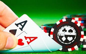 Poker & wellness víkend