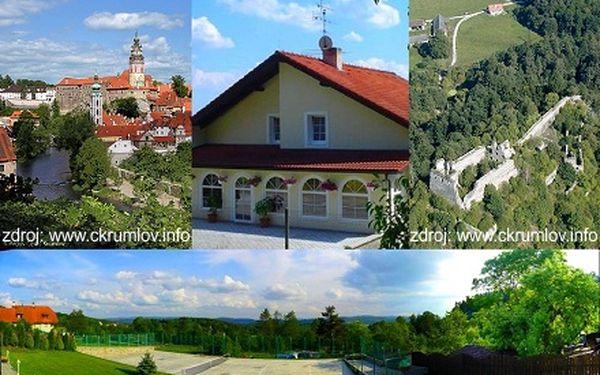 Poskládejte si dovolenou v Českém Krumlově, samisiurčetepočetosob a nocí