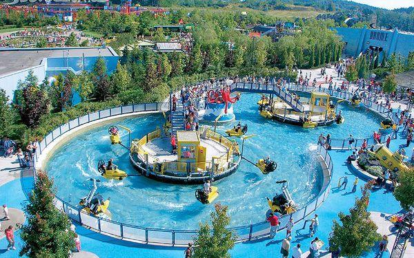 1800 Kč za výlet pro rodiče a děti do Legolandu v Německu v hodnotě 3000 Kč