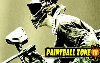 Otestujte svoju fyzickú kondíciu, taktické myslenie i tímovú spoluprácu v hre PAINTBALL len za 5€. Poriadna mela a adrenalínová zábava so zľavou 55%!