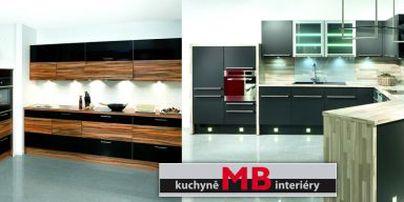 MB kuchyně a interiéry