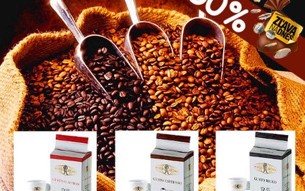 Vychutnajte si taliansku kávu značkyMiscela d´Oro! Ponúkame Vám 2 x 250g kvalitnej mletej kávy už za 7 eur!
