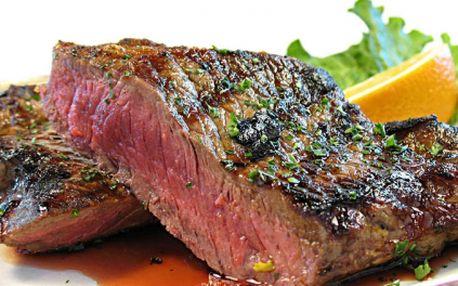 Zajděte si se svým partnerem či kamarádem za pouhých 149 kč na dvě porce 200g rumpsteaku z vysokého roštěnce dle vašeho výběru a k tomu si dejte přílohu dle vašeho výběru! To vše v restauraci na tetíně s úžasnou 55% slevou!!