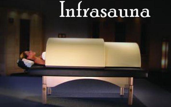 Objavte zázračné účinky Infrasauny! Doprajte si oddych za super cenu 4 €. Vyžeňte z tela stres a iné nečistoty a spáľte nadbytočné kilá v Štúdiu krásy Iduna. Nenechajte si ujsť túto jedinečnú ponuku!