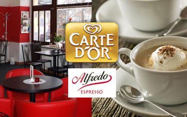 55 Kč za DVĚ ledová cappuccina Freddo s vanilkovou zmrzlinou v Prostějově. Lahodné osvěžení se slevou 50 %.