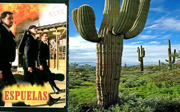 Nevšední nabídka za polovinu ceny. Mexická kapela mariachi espuelas zahrají na vaši oslavě, večírku.....