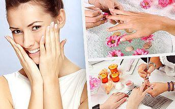 Každý bude vaše nehty obdivovat! Kompletní péče: manikúra, P- Shine, masáž rukou a lakování za zářivých 190 Kč. Dopřejte svým nehtům péči, kterou si zaslouží se slevou 59 %.