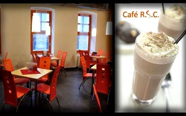 Zajděte si sladce zahřešit! Za pouhých 49 Kč získejte dvě ledové kávy J.J.Darboven s vanilkovou zmrzlinou a pravou domácí šlehačkou! Dostanete je ve stylové kavárně R.S.C, kam s sebou můžete vzít i své malé ratolesti!
