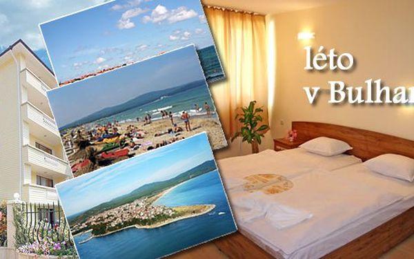 Pozor prázdniny se blíží! Speciální first minute s ck parkam na 8 denní letecký zájezd do bulharska do velmi oblíbených penzionů jana a vladimirov 2