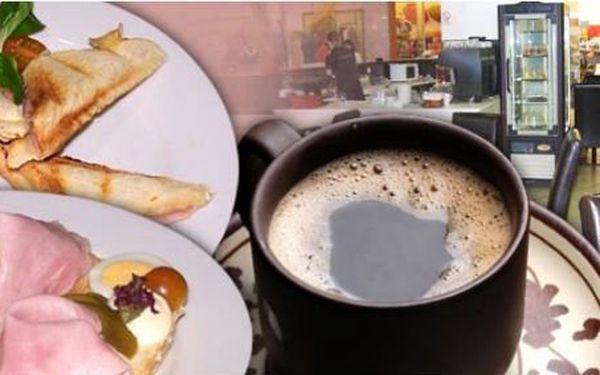 59 Kč za DVĚ kvalitní italské kávy a DVA toasty v Café cihelna v Králově Poli. Nabídka, která vás příjemně probere s 53% slevou.