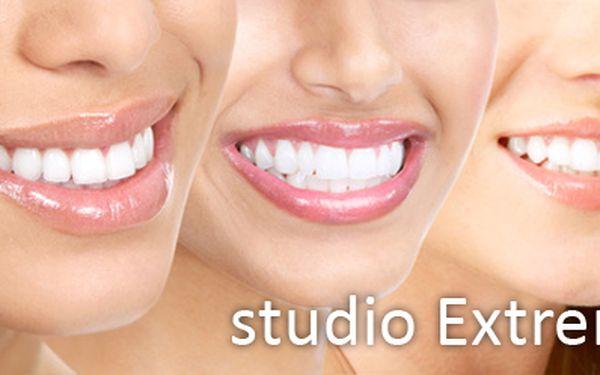 Profesionální BĚLENÍ zubů nejefektivnější a zcela bezpečnou metodou za nejnižší cenu co kdy byla! Neskutečných 1249Kč (hodnota 4500Kč!) za krásné bílé zuby se zdravým leskem! Svěřte se do rukou profesionálů a získejte neodolatelný úsměv až po dobu 12 měsí