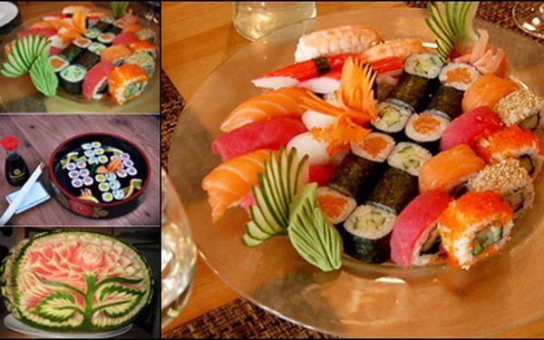 Sushi set PREMIUM pro všechny milovníky a opravdové znalce asijské kuchyně! Sushi té nejvyšší kvality pro 2 až 4 osoby za skvělou cenu 399Kč (hodnota 1052Kč)! BÁJEČNÁ sleva 62% je tou nejlepší pozvánkou na jedno z nejtradičnějších a nejoblíbenějších japon