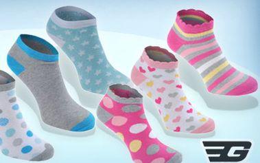 Pouhých 150 Kč namísto 250 Kč za dámské či pánské značkové kotníčkové ponožky Golddigga / Puma. Poštovné v ceně kupónu! Sleva 40%.