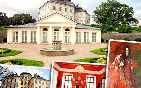 Objevte zámek Karlova Koruna a ponořte se do historie. Nezůstávejte doma a vyražte za poznáním za skvělých 20 Kč.