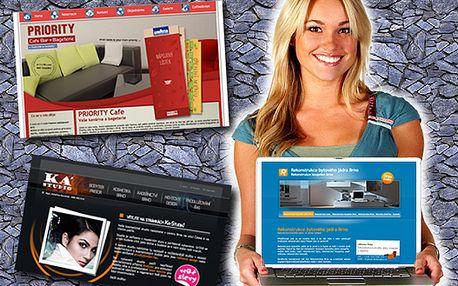 Za pouhých 250 Kč získáte kupon na 70% slevu tvorby e-shopu dle vlastního přání