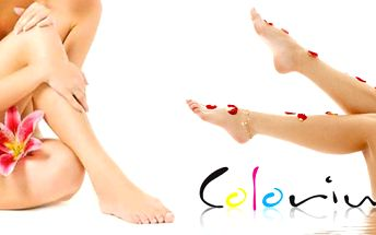 Potřebujete na léto krásně hebké nohy? Máme pro Vás nabídku na klasickou depilaci nohou za neuvěřitelnou cenu Kč 100,- !!