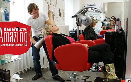 55% sleva na profesionální vlasovou péči zahrnující: barvu, přeliv nebo melír, střih a foukanou od našich profesionálních kadeřníků. V našem studiu se o Vaše vlasy postarají naprosté špičky ve svém oboru.