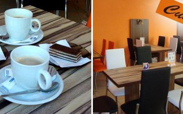 1,49 Eur za dve kávičky a dva zákusky v novootvorenej Cukrárni v Košiciach! Príďte si vo dvojici posedieť a ušetrite 53 %